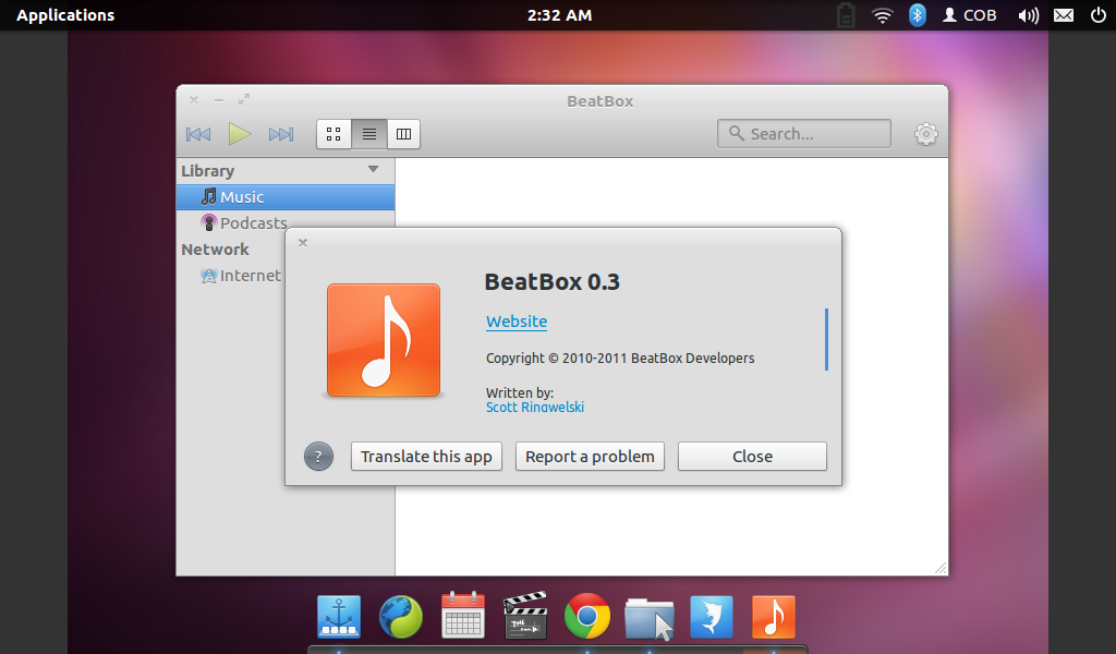 BeatBox on Ubuntu many, many years ago…